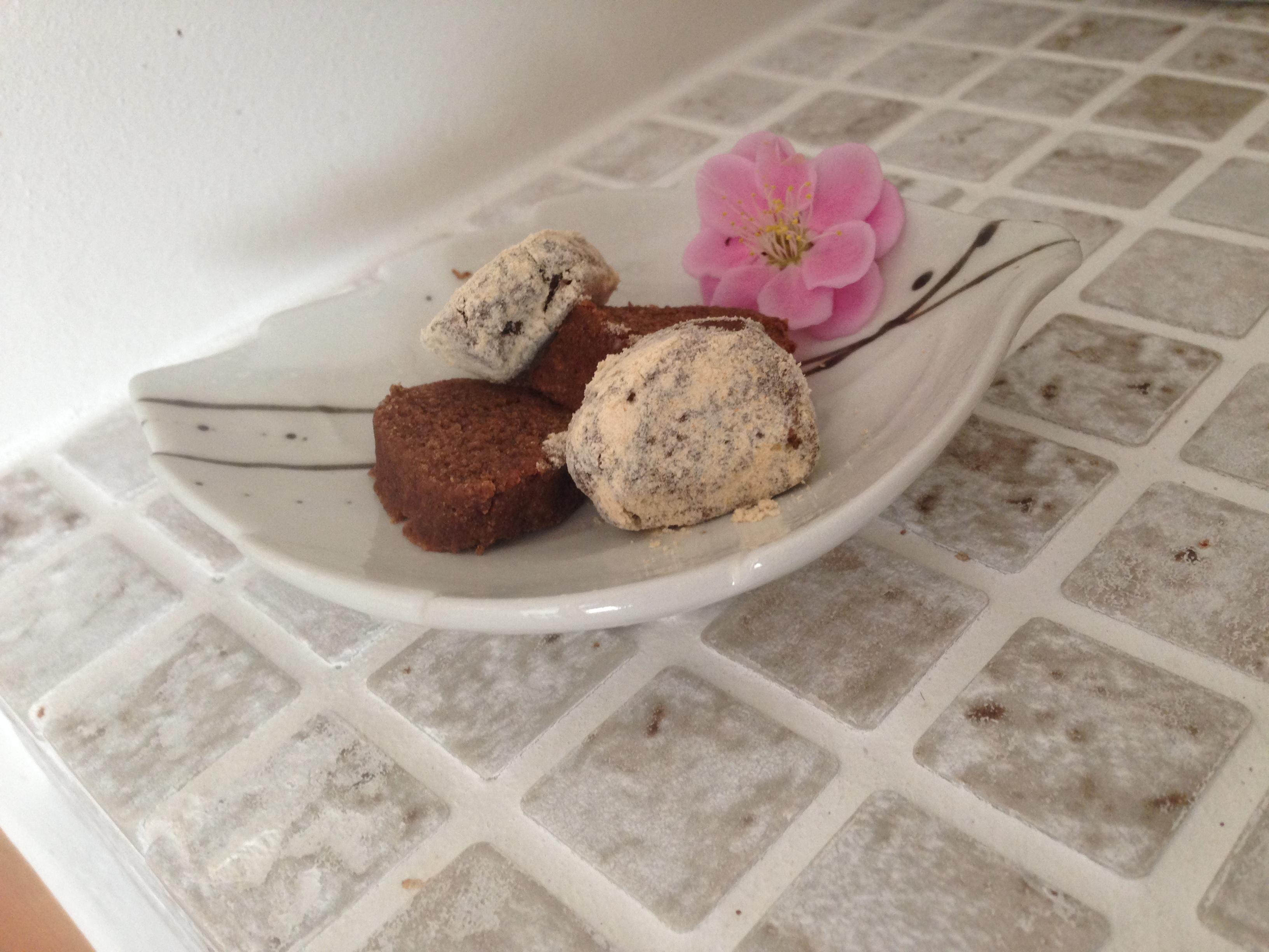 【卵・乳・小麦不使用】はったい粉のおやつレシピ