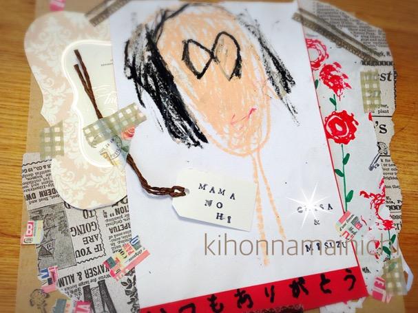 嬉しさに愛をこめて!子どもの作品をオシャレに飾るためにプラスする2つの手間仕事