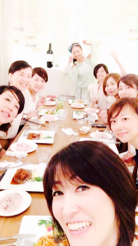 初!恵子&泉のランチ交流会に参加してきたよー!超。早いレポ!!