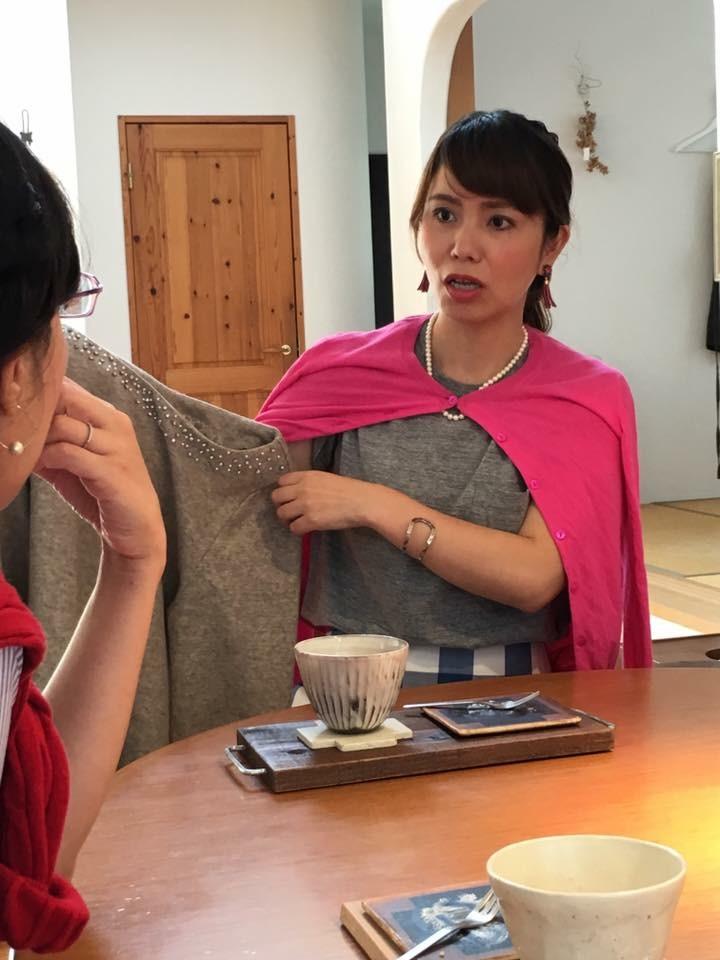 【レポ】夏脇栄子さんのお茶会に参加してきました!その2 OUTPUT編