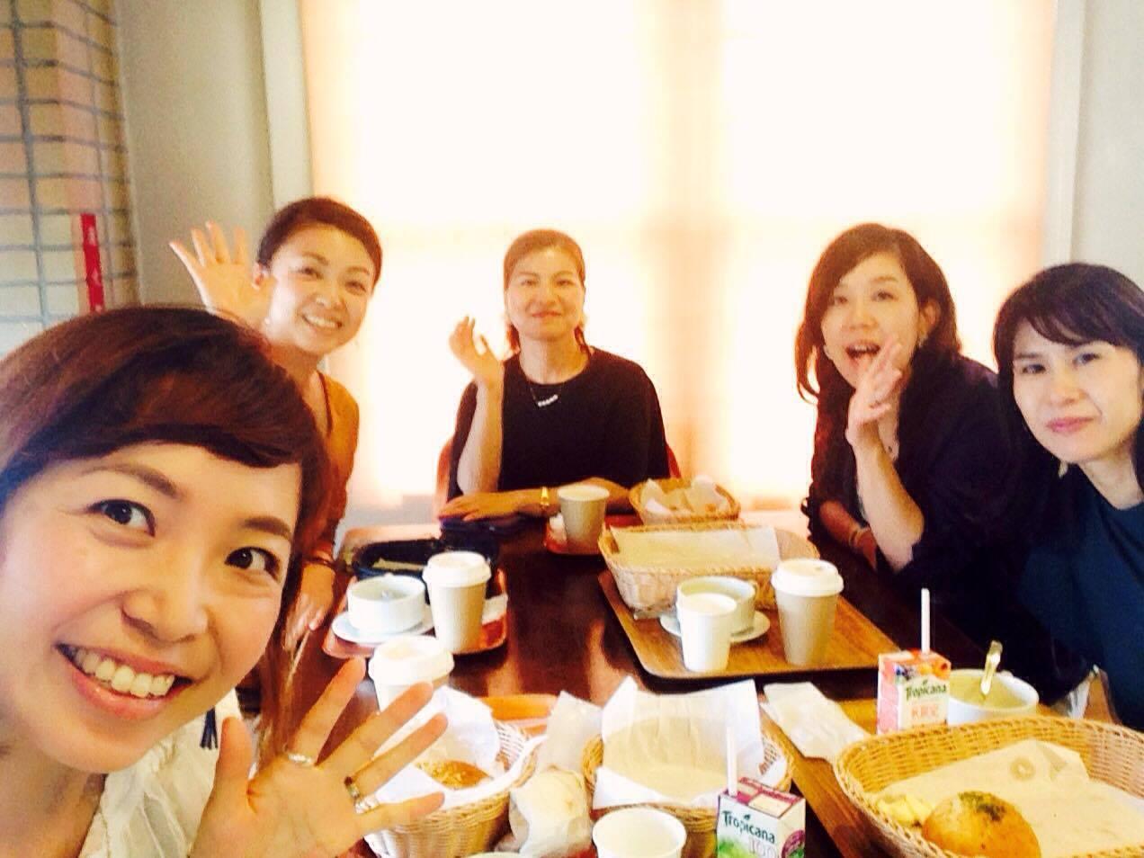 【レポ】お客様とシアワセになる♡  おうちサロンの作り方 お茶会に参加してきたよー!!!