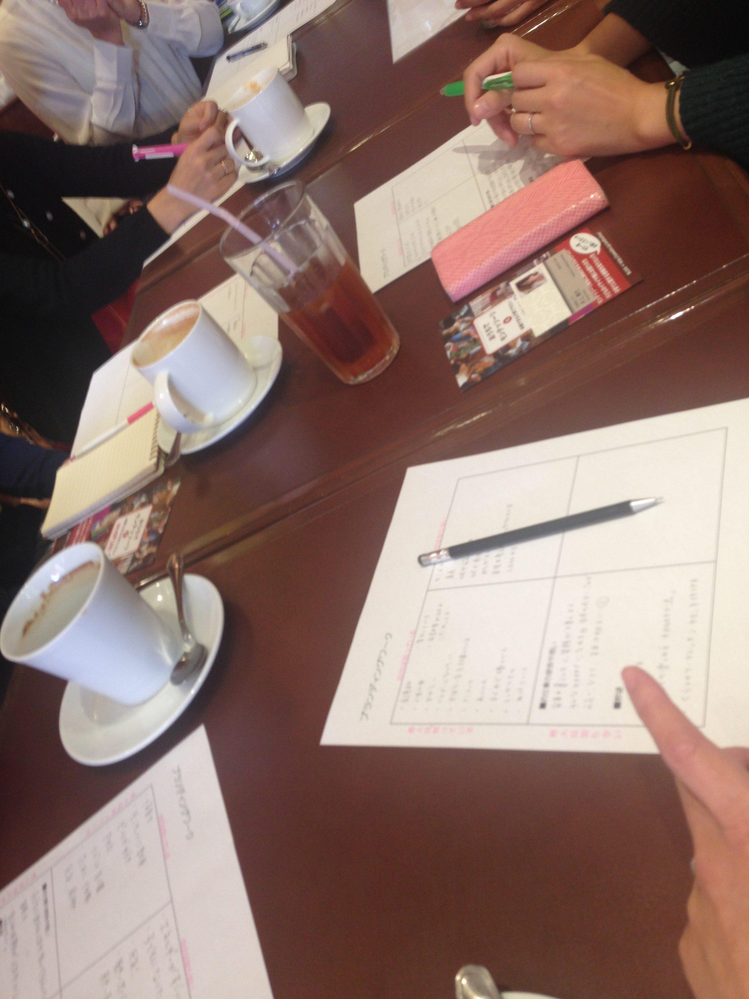 【レポ】春日&大野城周辺起業女子ランチ?もも&Mami主催ランチ会に参加してきましたっ!人をスキになるには時間はいらない。