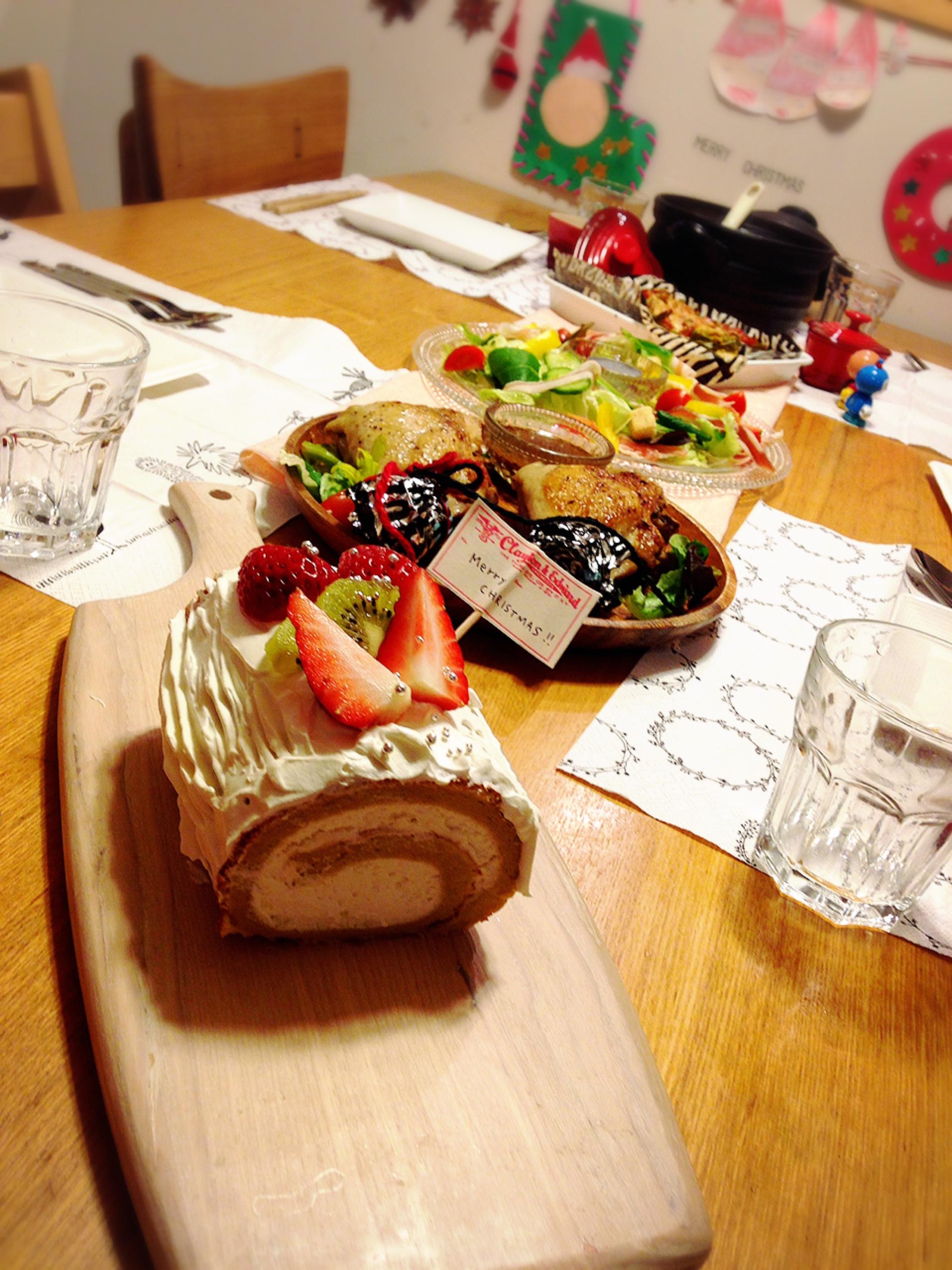 クリスマスのご飯 2016 レシピはクックパッド様やらブロガーさんをフル活用したよっ!!
