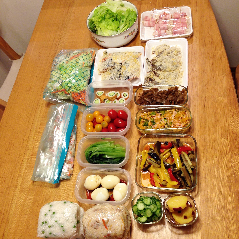 常備菜は主婦のサボる時間を確保できる裏技でもある。