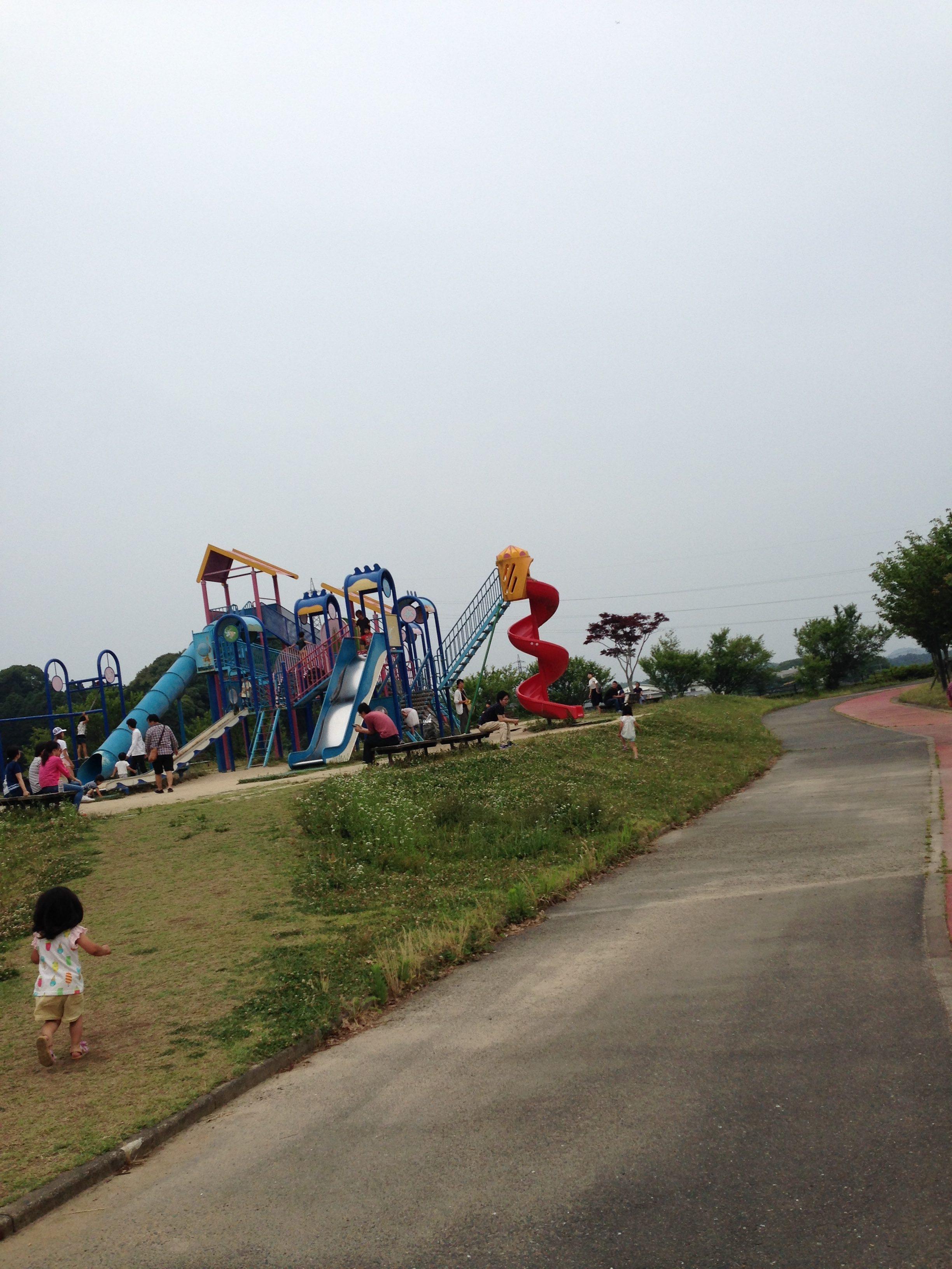 【基山総合公園】鳥栖プレミアムアウトレット付近で子連れ寄り道コース。