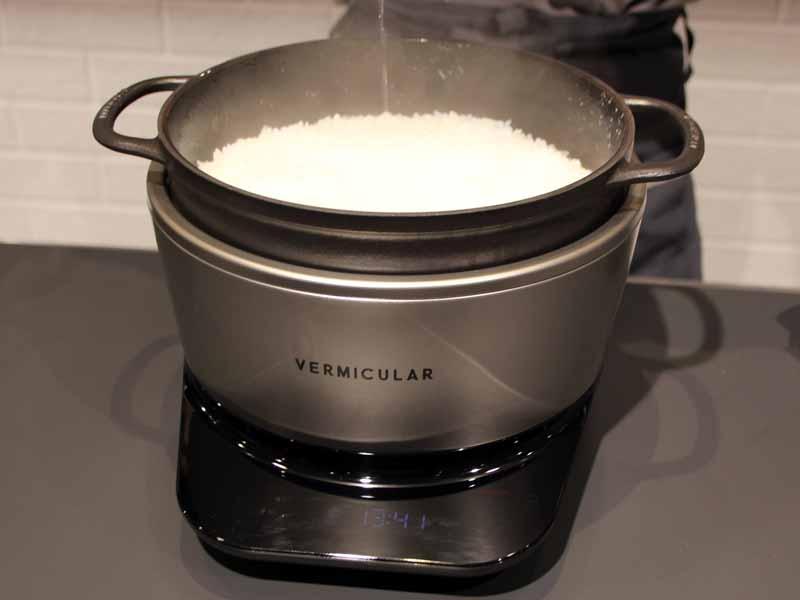 この炊飯器が気になる・・。【バーミキュラライスポット】