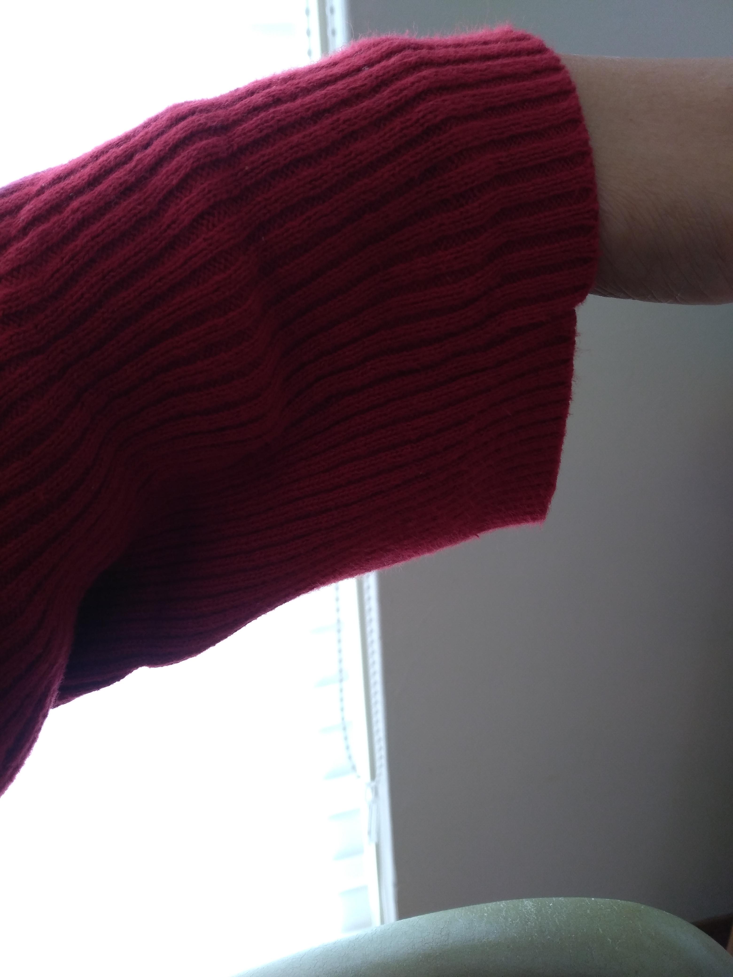 ネットで秋服と靴買いました。